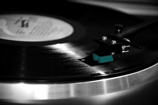 Gramofonová deska - ilustrační foto (zdroj pixabay.com)