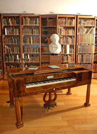 Archiv Richarda Wagnera (foto archiv autora)