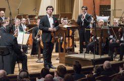 Andělsky krystalický debut v České filharmonii. Mráček a López-Gómez oslnili