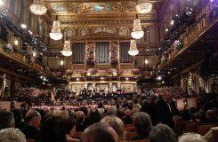 """Prosit Neujahr!"" s Vídeňskými filharmoniky"