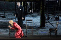 Výtečná Anja Kampe jako Šostakovičova Lady Macbeth v Mnichově