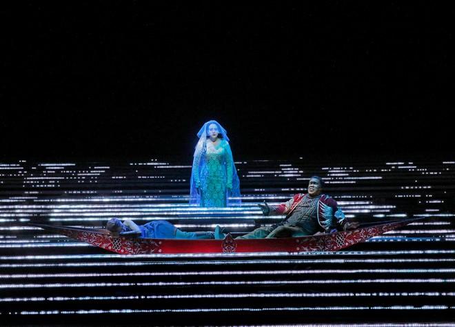 Kaija Saariaho: L'Amour de loin - Metropolitan Opera New York 2016 (foto Ken Howard/FB Metropolitan Opera)