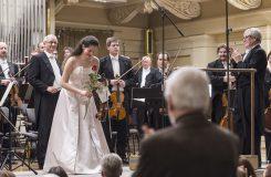Zážitek, který stojí za to. Na Sophii Jaffé a Filharmonii Brno s Petrem Altrichterem do Besedního domu