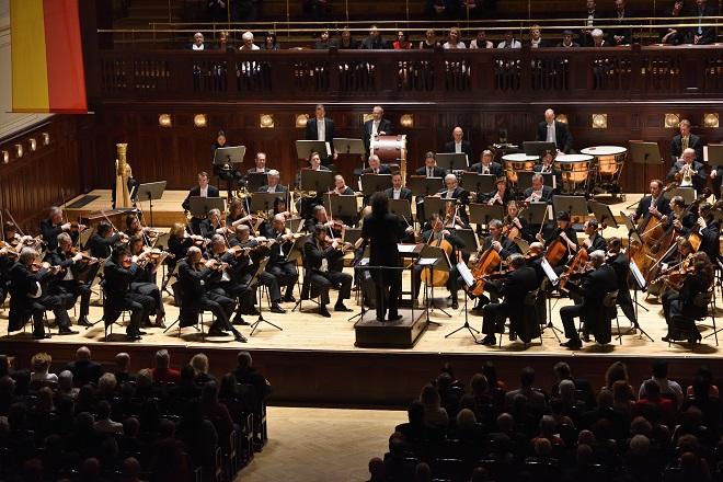 Edita Gruberová Gala - Symfonický orchestr hl. m. Prahy FOK, Peter Valentovič - Praha 30.11.2016 (foto FOK)