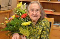 Zemřela Markéta Kyliánová, bylo jí 104 let