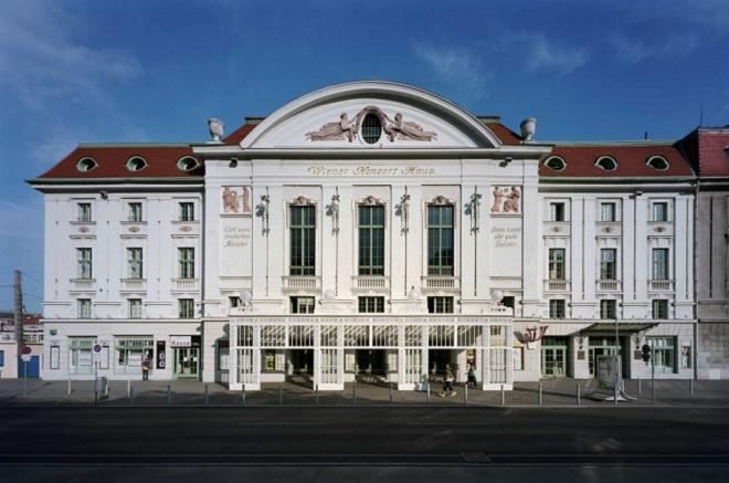 Wiener Konzerthaus (foto © Rupert Steiner)
