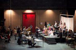 Opera o tom, jak se dělá opera aneb Purcellova The Fairy Queen ve Vídni