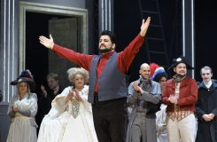 Národní divadlo: Yusif Eyvazov poprvé jako Andrea Chénier