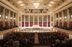 Šostakovič bis. Rozhlasoví symfonikové ORF a filharmonici z Lucemburku ve Vídni
