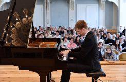 Klavírista Marek Kozák zraje jako ušlechtilé víno