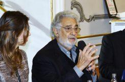 Plácido Domingo v Praze: Počínáme dítě, premiéra bude za devět měsíců