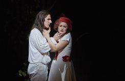 Eroticky laděný Don Giovanni v Linci