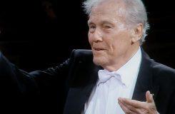 Sedmdesát let před orchestrem. Zemřel dirigent Georges Prêtre
