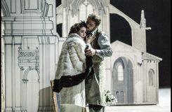 Nová Tosca v Národním divadle. Tentokrát zcela aseptická