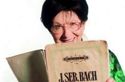 Královna cembala Zuzana Růžičková slaví devadesáté narozeniny