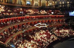 Kupte si lóži v londýnské Royal Albert Hall. Na 849 let a za 78 milionů