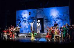 Řecké pašije v Olomouci: diváci jsou spoluautory inscenace