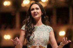 V Praze se poprvé představila ruská sopranistka Aida Garifullina