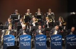 Big Band Gustava Broma (zdroj rozhlas.cz)