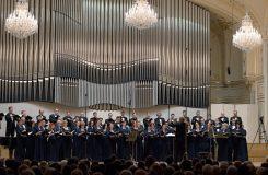 Slovenský filharmonický sbor: Když hlas nepotřebuje nástroj