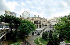 Divadla zblízka: Theatro Municipal de São Paulo