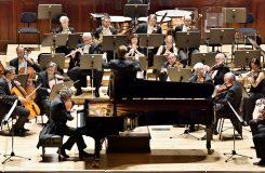 FOK: Brucknerovy vrcholy zastínily Indjićovu hru v Beethovenovi