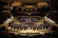 Igor Levit a Manfred Honeck s Německým symfonickým orchestrem Berlín