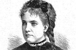 Před 170 lety se narodila první česká sbormistryně