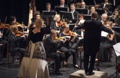 Prolog Pardubického hudebního jara: Eva Urbanová v Hlinsku