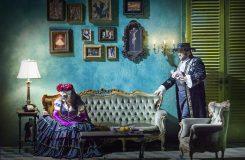 Směs emocí novým pohledem: Maškarní ples v Innsbrucku