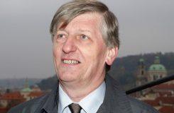 Skladatel, pedagog, manažer a bývalý ministr kultury Václav Riedlbauch slaví sedmdesátiny