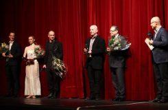 Výroční ceny převzali Ivona Jeličová, Matěj Šust, Petr Zuska a Zdeněk Prokeš