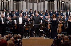 Bertrand de Billy a Beethovenova Missa solemnis v Bratislavě