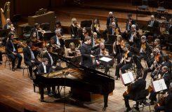 Orchestra dell'Accademia Nazionale di Santa Cecilia v domovském Římě