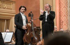 Koncert nejlepší francouzské hudby. Gautier Capuçon a Stéphane Denève s Českou filharmonií