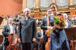 Ve znamení krásy smrti a půvabu života. Manfred Honeck a Christiane Karg s Českou filharmonií