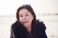 Brněnská mezzosopranistka Jitka Zerhauová slaví šedesátiny