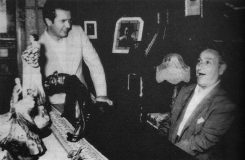 Učitel a žák. Tenorové legendy Giacomo Lauri-Volpi a Franco Corelli