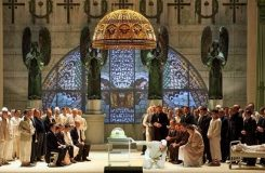 Masopustní žert? Nový Parsifal ve Vídni