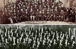 175 let Newyorské i Vídeňské filharmonie