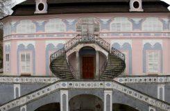 Bellarie u otáčivého hlediště v Českém Krumlově se dočká opravy