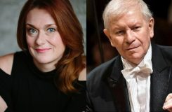Česká hudba z Mnichova. Magdalena Kožená a Jiří Bělohlávek