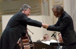 Ilan Volkov a Raphael Wallfisch v Bratislavě – Wagner, Lalo, Rachmaninov
