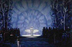 K premiéře Wagnerova Lohengrina v ND: Rytíři grálu v Bayreuthu