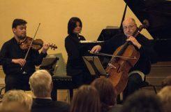 Večer poctivého muzicírování. Smetanovo trio na Pardubickém hudebním jaru