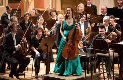 Sol Gabetta v Rudolfinu strhla publikum i Českou filharmonii