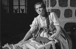 Bezmála 40 let byla jednou z hvězd v Národním. Sopranistka Miloslava Fidlerová slaví 95. narozeniny