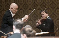 Fascinující kontrasty Bělohlávkova Mahlera a průzračný Mozart Nikolaje Znaidera