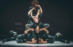 Hodně vysoká laťka zahájení festivalu Tanec Praha