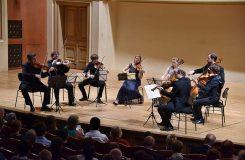 Okteta na plnou páru. Sacconi Quartet & Wihanovo kvarteto